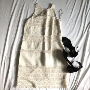 100% sleeveless cotton loft dress